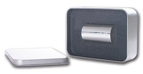 Golfballstempel-Geschenkbox