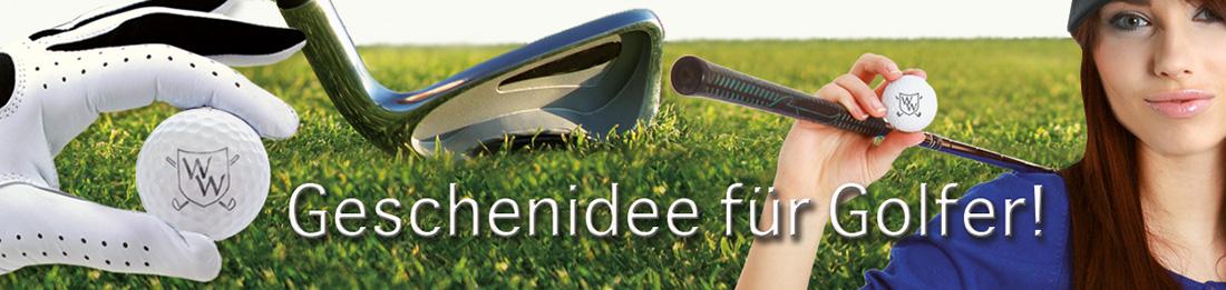 Originelle und exklusive Golfgeschenke