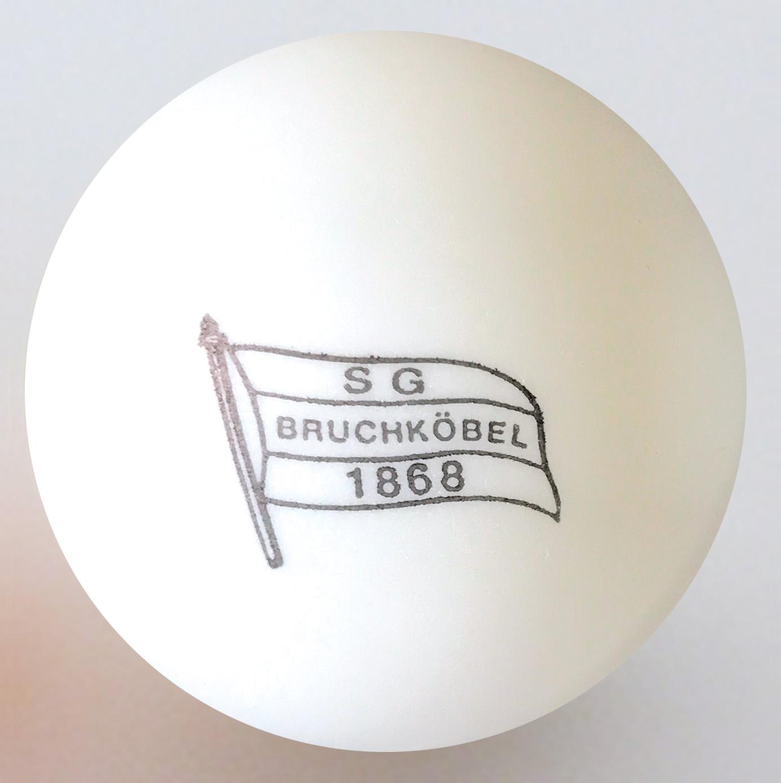 Tischtennisball bedrucken lassen