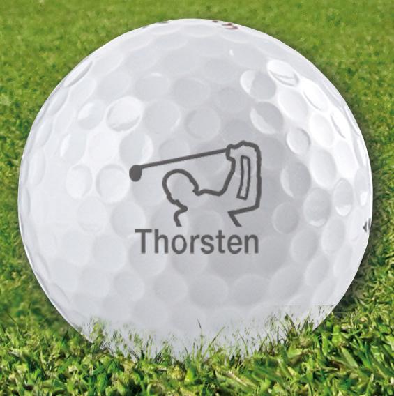 Geschenk für Golfer