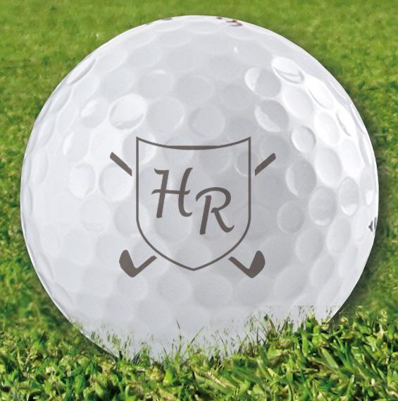 Freude schenken mit einem Golfballstempel von Golfballstempel