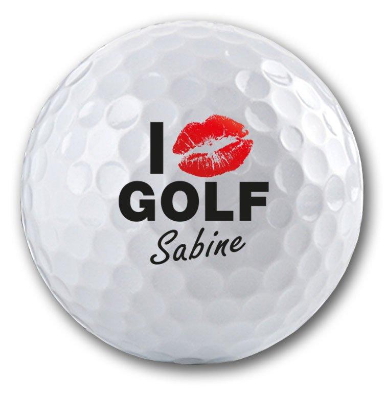 Golfballprint.de der Profi zum Bedrucken von Golfbällen