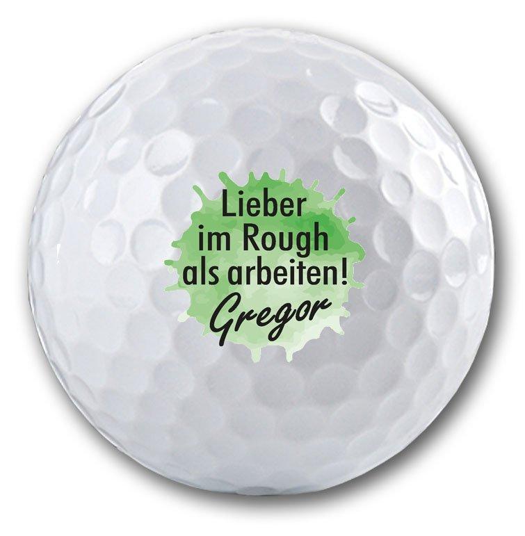 Spruch für Golfer