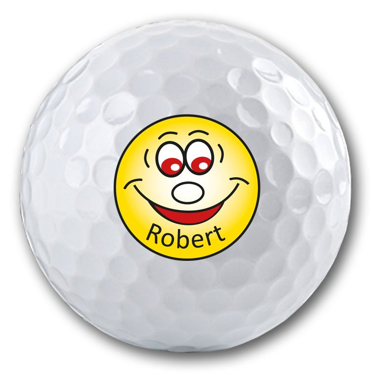 Smiley Golfball