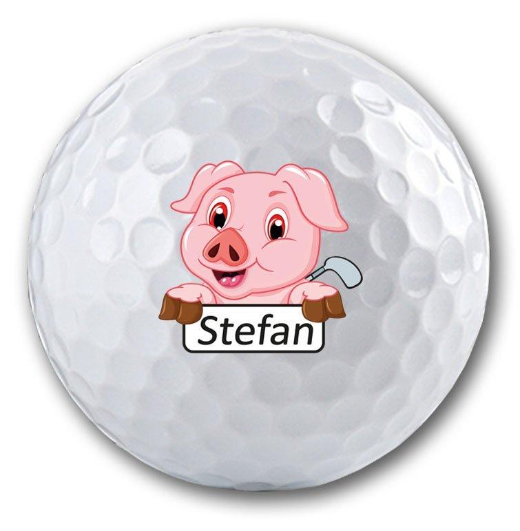 Golfballprint.de der Profi zum Bedrucken von Golfbällen und Logogolfbällen