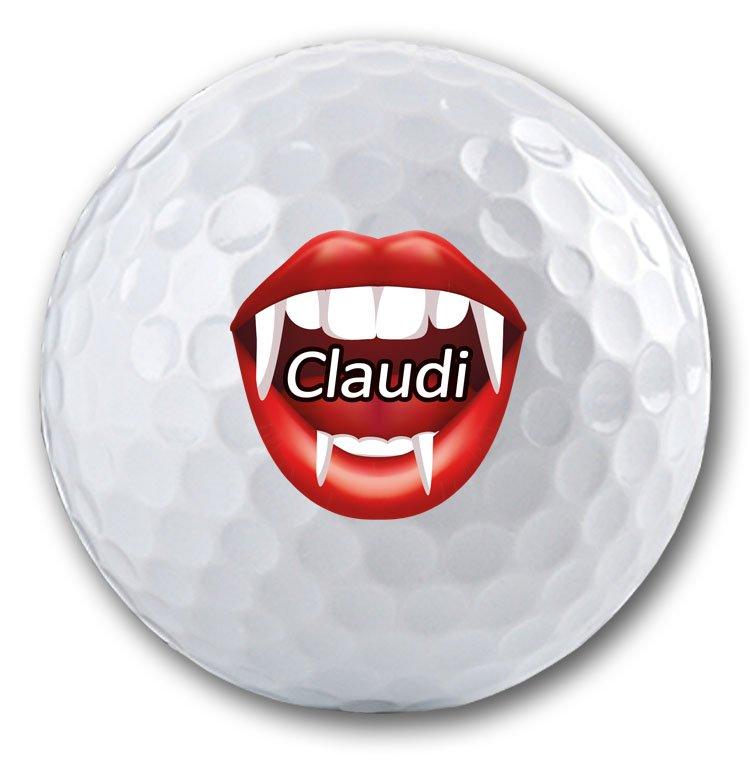 Golfbälle bedrucken!