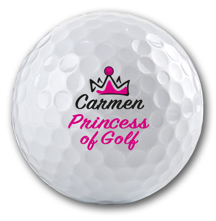 Princess of Golf - Golfprinzessin