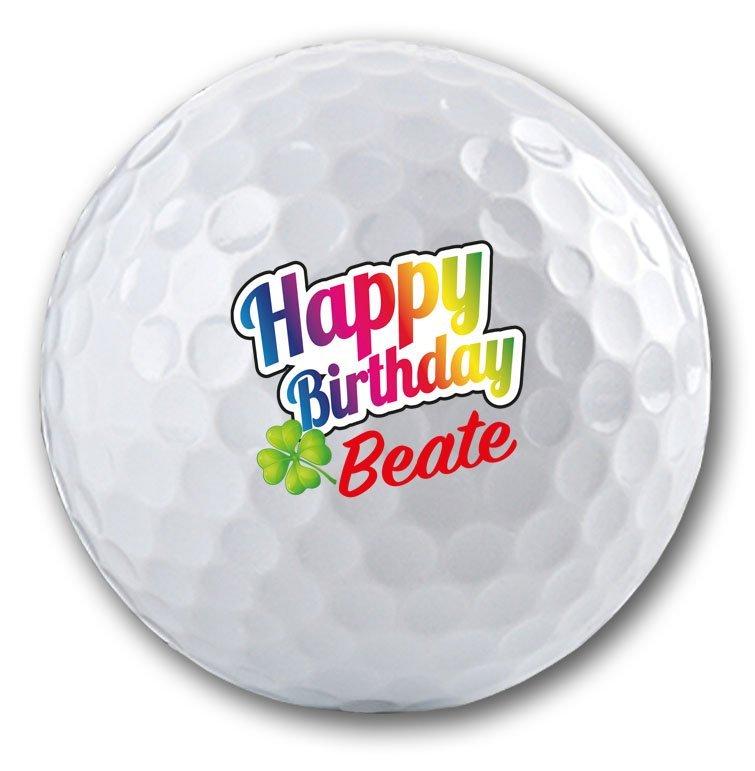 Das Geburtstagsgeschenk für Golfer