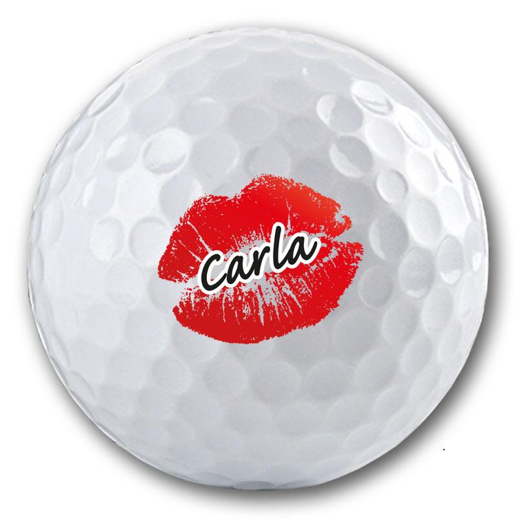 Golfbälle exklusiv bedrucken lassen auf www.Golfballprint.de