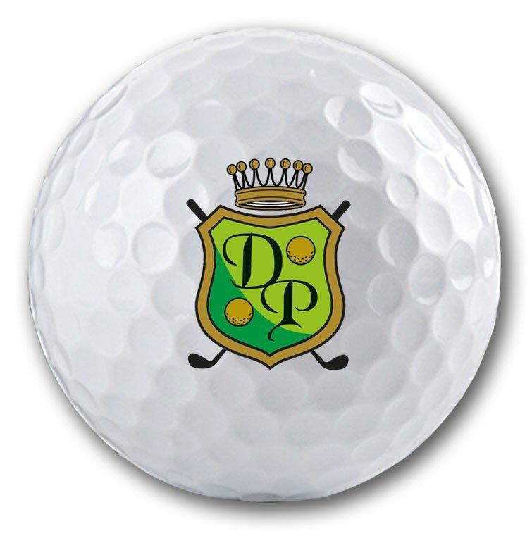 Originelle Golfmotive zum Bedrucken von Golfbällen!