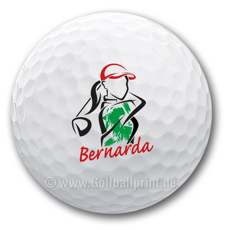 Das exklusive Golfgeschenk für Golfspielerinnen!