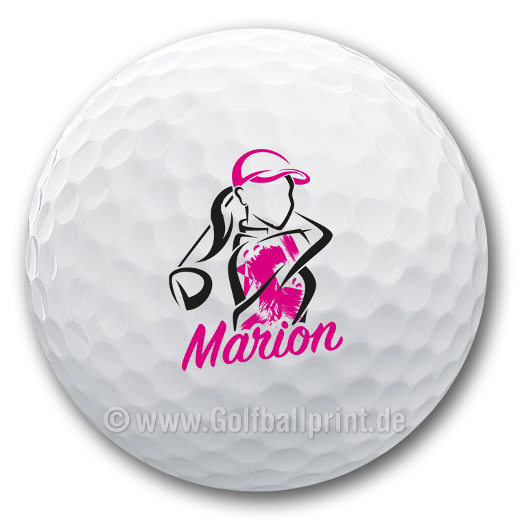 Das Geschenk für jede Golferin